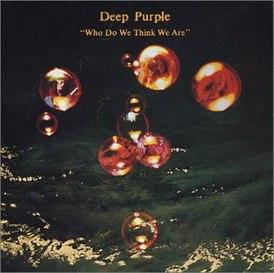 deep purple who do we think