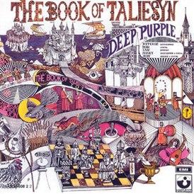 deep purple book of taliesyn слушать
